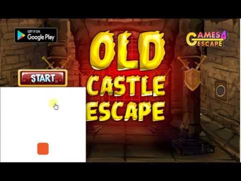 Old Castle Escape Walkthrough [Games4Escape]