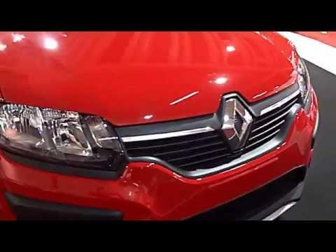 SALÃO DE CURITIBA 2014 Novo Renault Sandero Stepway 2015 1.6 8v 106 cv 15.5 mkgf