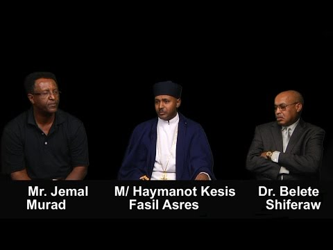A conversation about Ethiopians who perished  in Libya- Part I