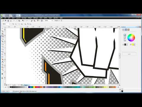 Halftones in CorelDRAW.avi