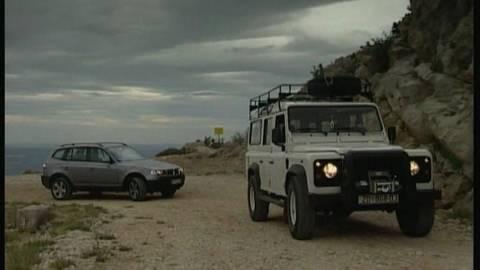 Kroatien-Tour im BMW X3 Offroad-Abenteuer mit dem BMW X3. Ka