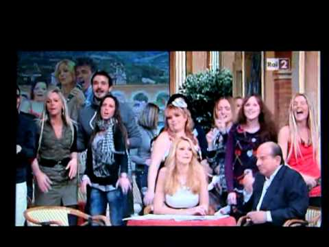 DATEMI UN MARTELLO – 21/1/11 Stefania Orlando e Marcello Cirillo e con ERIK PATRIK TITTY E MARILENA