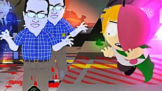 MINTBERRY CRUNCH IN THE DANGER DECK!!! SOUTH PARK - THE FRACTURED BUT WHOLE