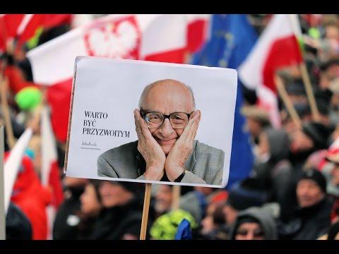 Free media, Warsaw January 9th 2016