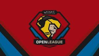 Cypher vs BASE. Quake Open League #9 semi-final