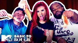 Crab Day ft Justina Valentine | Basic to Bougie Season 2 | MTV