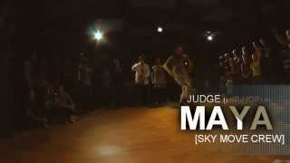 GKB 2015 -(judge HIP-HOP) - MAYA [SKY MOVE]