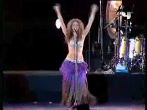 Shakira Belly Dance In Dubai - Dubai Events - Expo 2020 - Dubai Midnight Marathon By Sathar Al Karan video