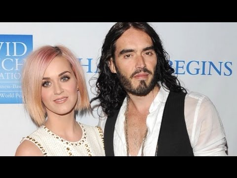 Katy Perry Slams Russell Brand Over Divorce Text Message!