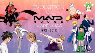 Evolution of Madhouse in Openings (1973-2017)
