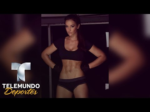 Dori Eleta, la entrenadora personal más sexy de Panamá | Deporte Rosa | Telemundo Deportes