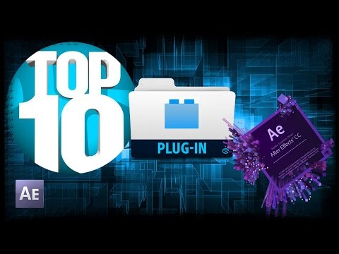 Top 10 best plug ins for AfterEffects streaming vf
