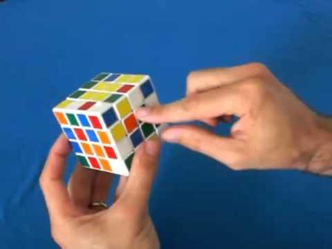 Como resolver o cubo 4x4x4: Método Yau - Parte 1