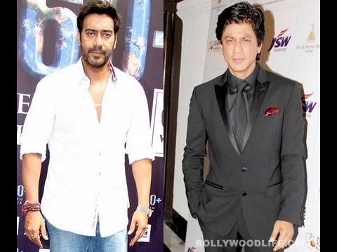 BL Anniversary Special: Is Ajay Devgn jealous of Shahrukh Khan