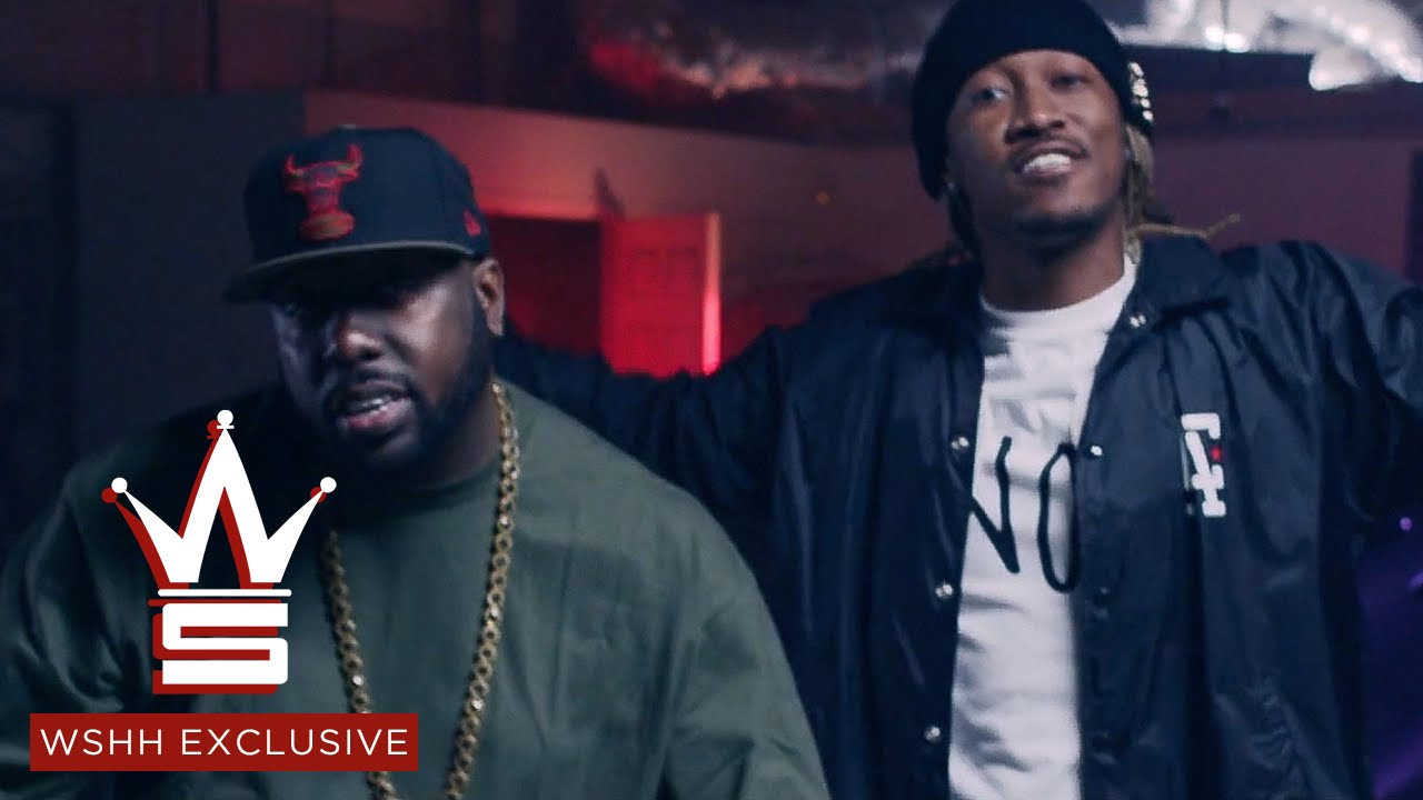 Trae Tha Truth Feat. Future & Boosie Badazz - Tricken Every Car I Get