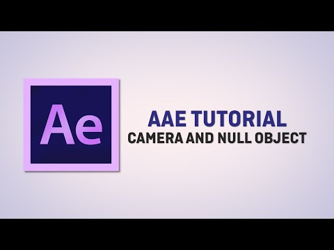 Adobe After Effects Basics Tutorial 6/8 - Parenting
