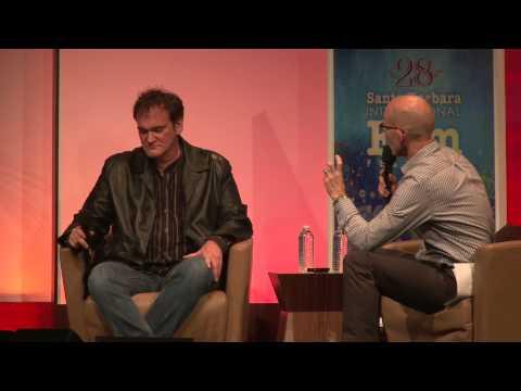 SBIFF 2013 - American Riviera Award to Quentin Tarantino (Highlights)
