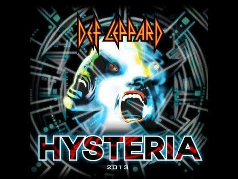 Def leppard Hysteria 2013