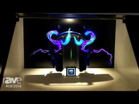 ISE 2016: Realfiction Showcases DREAMOC POP3 3D Holographic Display