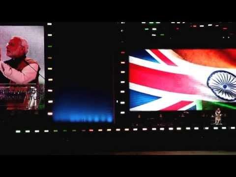 UK Welcome Modi: Prime Minister of India, Shri Narendra Modi Live 4