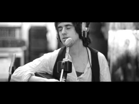 Tribes - The Man In Me - Studio Sessions