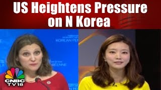US Orders N Korea to Deactivate all the Nuclear Weapons | CNBC TV18