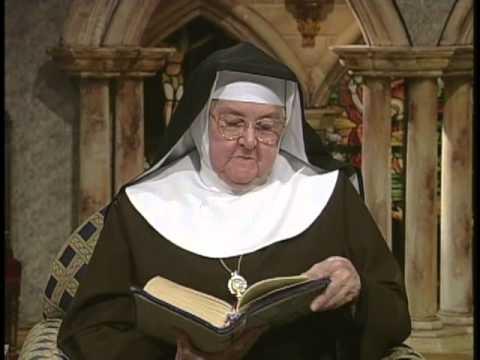 Mother Angelica Live  Classics- 2013-09-1999-  St. Matthew