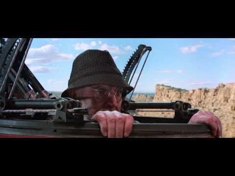 Indiana Jones and the Last Crusade (1989) - Trailer in HD (Fan Remaster)
