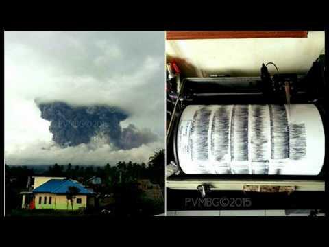 Mount Soputan Erupts In Indonesia, Volcanic Ash Up to 9.1 km