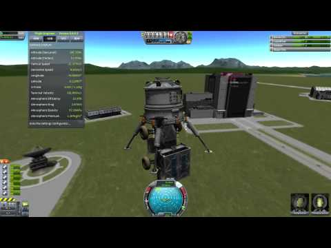 Kerbal Space Program - How To Land Your Rovers