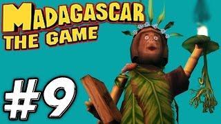 Прохождение игры Мадагаскар - Часть 9 - Постройка маяка.