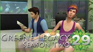 [ Greene Family: Season 2 ] A Long Laborious Night - Episode #29