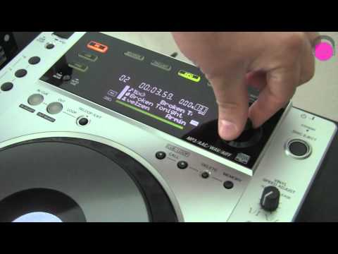 Pioneer CDJ-850 Multi-Format Player Overview | agiprodj.com