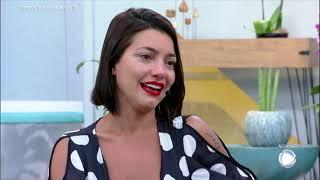 João grava depoimento emocionante para Gabi Prado