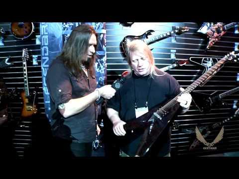Dean Guitars N.A.M.M. 2015 NAMM Highlights - Karl Sanders