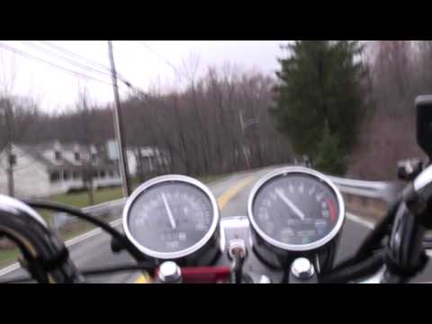 Nighthawk with Vance & Hines Pipe Video
