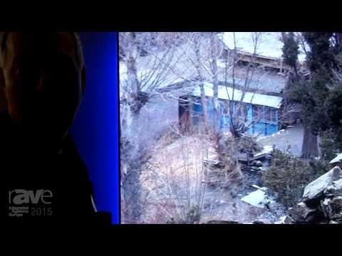 ISE 2015: Stewart Showcases 45″x80″ LuminEsse Display with Thin Bezel