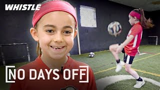 8-Year-Old FUTURE World Cup STAR?