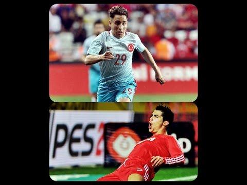 Football Show Compilation Ronaldo and Emre Mor