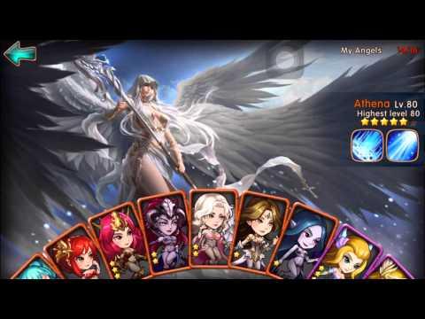 League of Angels - un poco sobre los angeles