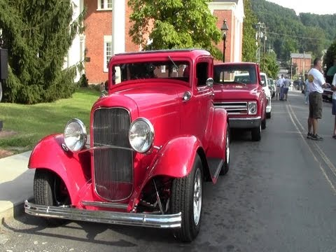 Rogersville Main Street Cruise-In (Our Tennessee TV)