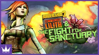 Twitch Livestream | Borderlands 2 Commander Lilith & the Fight for Sanctuary [Xbox One]