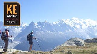 Best of Tour du Mont Blanc trekking holiday with KE Adventure Travel