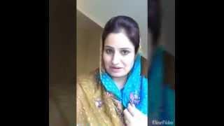 Punjabi Desi Girl Moments  Sajjan Punjabi