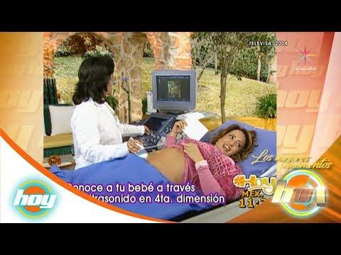 ¡Así anunció Andrea Legarreta su embarazo! | Hoy