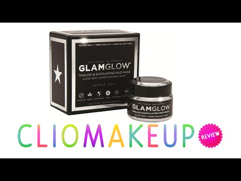 Review Recensione GLAMGLOW  Mask