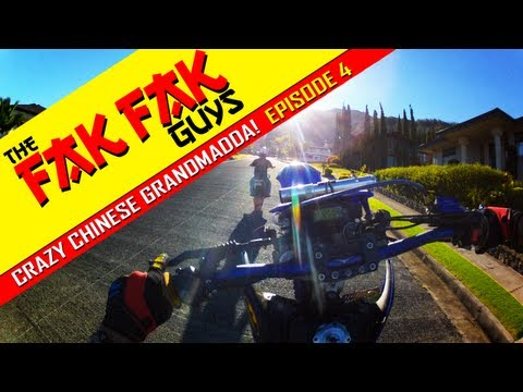 Crazy Chinese Grandmadda! | Fak Fak Ep.4 video