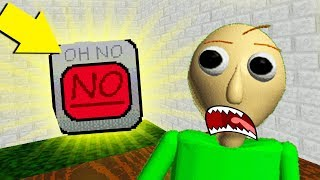 THIS IS THE MOST POWERFUL ITEM IN BALDI'S BASICS EVER!   Baldi's Basics