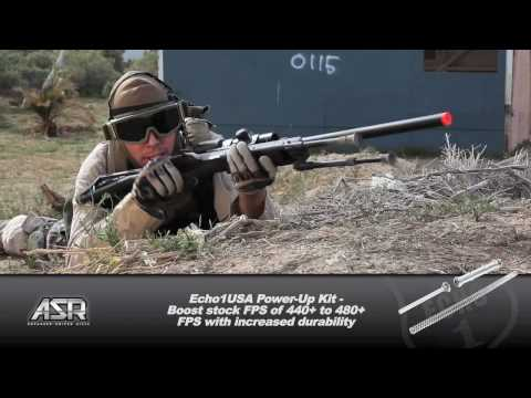 Echo1USA - Advanced Sniper Rifle (ASR)