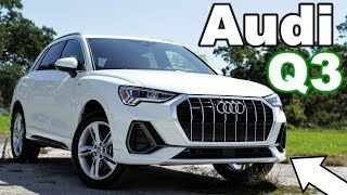 The BEST Luxury SUV? 2019 Audi Q3 Review